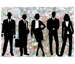 business-people-london-map